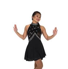 New Jerry's 226 Elegantine Dress, Black, Adult Small