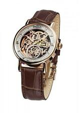 Mechanisch - (automatische) Unisex Armbanduhren mit Skelettuhr-Funktion