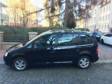 VW Touran 2.0 TDI DSG TÜV Neu, 7-Sitzer, StHz, AHK
