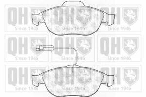 Quinton Hazell Replacement Braking System Front Axle Brake Pad Set - BP1078