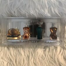 Jean Paul Gaultier miniature parfum Collection  Set