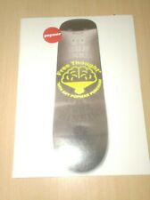 catalog vintage skateboard popwar summer 2003 .D