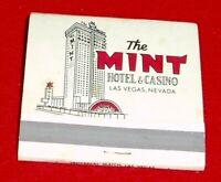 Vintage Las Vegas  MINT Hotel and Casino Matchbook