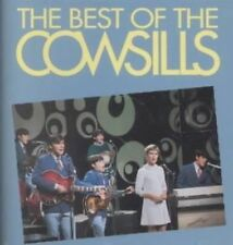 The Best of the Cowsills [Rebound] by The Cowsills (CD, 1994, Rebound Records)