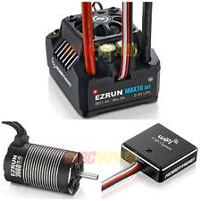 Hobbywing EZRUN Max10 SCT ESC 3660SL G2 3200kv Motor Wifi Express Combo