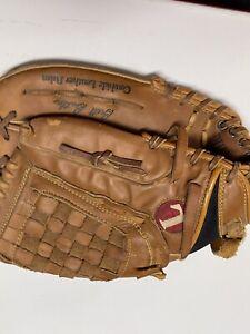 """Louisville Slugger Brett Butler 12.5"""" Cowhide Leather Baseball Glove HBG25F RHT"""