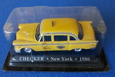 53 ALTAYA TAXI CHECKER NEW YORK 1980 1:43 BLISTER CVGM3/19