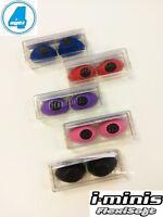 i-Minis 1x Pair Sunbed Tanning Goggles UV Eye Protection Random Colour