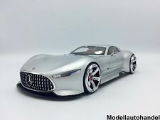 Mercedes AMG Vision Gran Turismo Concept silber 2015 - 1:18 Modell 777