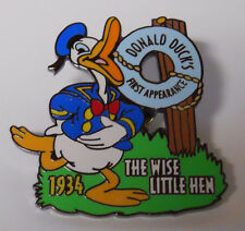 1999 Disney Countdown to the Millennium Pin #49-Donald Duck's First Appearance