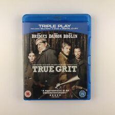 True Grit (Blu-ray, 2011, 2-Disc Set)
