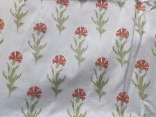Vintage 1980's Laura Ashley Cotton Interiors Fabric Panel 'Dandelion'