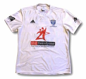 South Melbourne Hellas FC Player Issue Football Soccer Jersey Shirt Size L #22