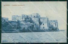 Brindisi Città Castello Federico II cartolina KF2443