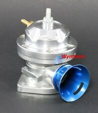Type RS Turbo Polished Blow Off Valve Bypass DV BOV + Aluminum Weld On Flange