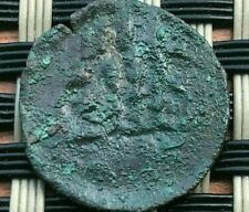 MEDIEVAL BULGARIA - IVAN SHISHMAN 1371-1395 AD AUTHENTIC COPPER COIN