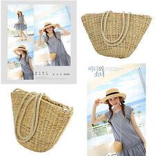 Summer Women Weave Crossbody Bag Feminina Beach Handbags Cute Women Mini Bags