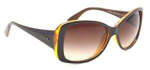 Vogue Damen Sonnenbrille VO2843-S 2279/13 56mm braun bernstein 136 5