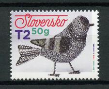 Slovakia 2019 MNH Easter Tinsmithing 1v Set Arts & Crafts Birds Stamps