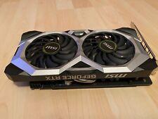 MSI Geforce RTX 2060 Ventus GP OC Grafikkarte