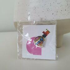 Carhartt Wip X Oi Polloi Collaboration Pin Badge