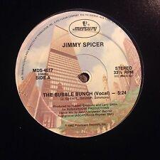 JIMMY SPICER • The Bubble Bunch • Vinile 12 Mix • 1982 MERCURY
