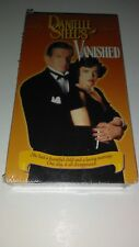DANIELLE STEEL'S VANISHED VHS, 1998; NEW / SEALED