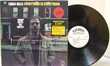 LP - Chris Hills - Everything Is Everything - Comin' Out of the Ghetto - PROMO