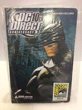 DC Direct 10th Anniversary Batman Figure SDCC 2008 Exclusive