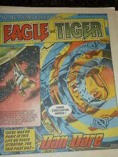 EAGLE & TIGER Comic - No 191 - Date 16/11/1985 - UK Comic