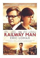The Railway Man by Eric Lomax (DVD 2014) ( New And Sealed Item )