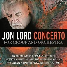 LORD JON - CONCERTO FOR GROUP AND ORCHESTRA - CD+DVD NEW DVD