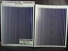 DECALS FILETS VIOLET - COLORADO  10019