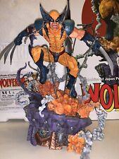 Kotobukiya Of Japan Wolverine Statue