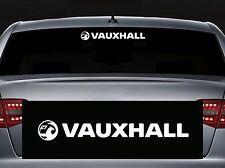 Para Opel-Pantalla Trasera Coche Decal Sticker Adhesivo-Corsa Astra 300mm de largo