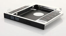 2nd HDD SSD Hard Drive Caddy for HP 15-n243cl 15-ab207nh 15-bs526ur 15-ba079dx