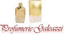 CK ONE GOLD EDT SPRAY VAPO - 50 ml