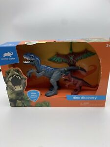Animal Planet Dino Discovery Toy Movable Jaw And Arms NEW