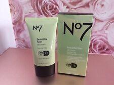 No7 Beautiful Skin BB Cream Normal/ Oily. Medium 40ml .FREE POSTAGE