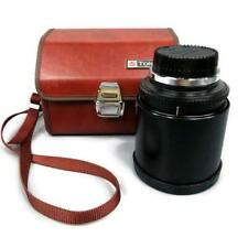 Tokina RMC 500mm f/8 lens for Pentax Japan Case Rear Lens Filter