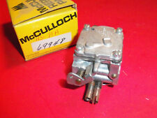 NEW McCulloch CARBURETOR ASSY 69948 OEM FREE SHIPPING MD3