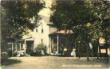 A View of the House, Camp Ahlers, Angola NY 1912