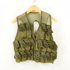 US Military Ammunition Carrying Vest KINGS POINT Vintage 80s Generation Vest