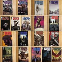 Walking Dead Comic Lot (Image) 18 Issues Total