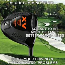 #1 MINI GOLF DRIVER TAYLOR FIT MADE ILLEGAL DISTANCE LONG DRIVE CUSTOM PGA CLUB