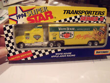MATCHBOX 1994 SUPER STAR II TRANSPORTERS ,