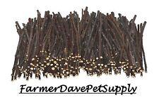250 Apple Skinny Twig Bulk Pack Chinchillas,Guinea Pigs