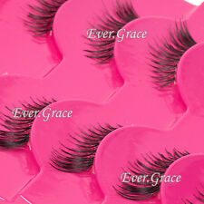 5 Pairs Handmade Extension Fashion Half Eye Lashes Mini Corner Eyelashes Natural
