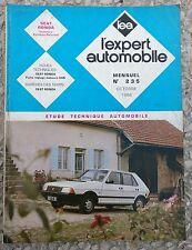REVUE TECHNIQUE LEA SEAT RONDA (moteurs Système Porsche) Octobre 1986