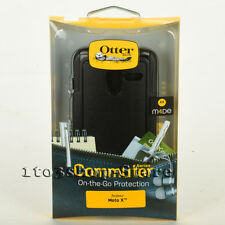 OtterBox Commuter Motorola Moto X 2 Layers Hard Case Snap Cover Black NEW